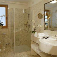 Отель Golserhof Тироло ванная
