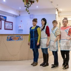 Hostel Mosgorson Москва интерьер отеля
