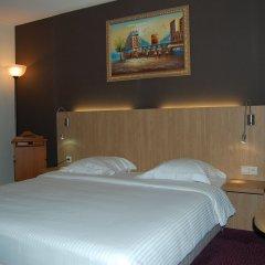 Отель Euro Capital Brussels Бельгия, Брюссель - 2 отзыва об отеле, цены и фото номеров - забронировать отель Euro Capital Brussels онлайн комната для гостей фото 5