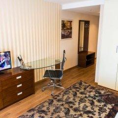 Golden Fish Hotel Apartments Пльзень удобства в номере