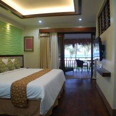 Отель Bohol Beach Club Resort комната для гостей фото 2