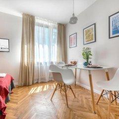 Апартаменты P And O Apartments Lipowa Варшава комната для гостей фото 2