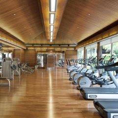 Отель Mandarin Oriental Sanya Санья фитнесс-зал фото 3