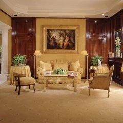 Отель Hassler Roma интерьер отеля