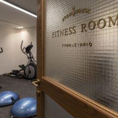 Отель Ergon House фитнесс-зал