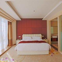 Fuyong Yulong Hotel комната для гостей фото 3