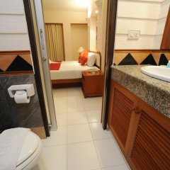 Отель Marika Residence ванная