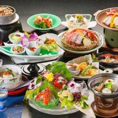 Отель Yukai Resort Saiki Bekkan Мисаса питание фото 2