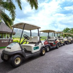 Отель Tinidee Golf Resort at Phuket Пхукет спа