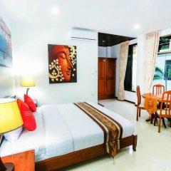 Palm Oasis Boutique Hotel 4* Номер Делюкс с различными типами кроватей
