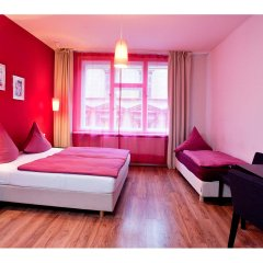 Отель PURPUR Прага комната для гостей фото 2
