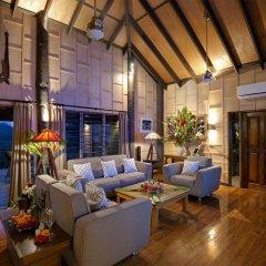 Отель Emaho Sekawa Fiji Luxury Resort Савусаву интерьер отеля