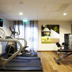 Отель Finn Швеция, Лунд - отзывы, цены и фото номеров - забронировать отель Finn онлайн фитнесс-зал фото 3