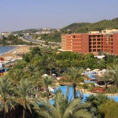 Pegasos Royal Hotel Турция, Аланья - отзывы, цены и фото номеров - забронировать отель Pegasos Royal Hotel - All Inclusive онлайн пляж фото 2