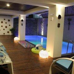 Отель Beachwood at Maafushi Island Maldives бассейн фото 2