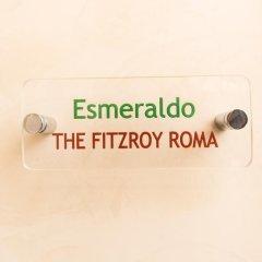 Отель Fitzroy Allegria Suites сауна