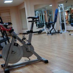 Lago Garden Apart-Suites & Spa Hotel фитнесс-зал фото 3