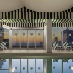 Sheraton Brussels Hotel сауна