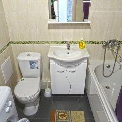 Гостиница ApartPlus в Майкопе отзывы, цены и фото номеров - забронировать гостиницу ApartPlus онлайн Майкоп ванная фото 2