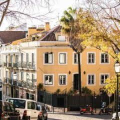 Отель Oasis Backpackers' Mansion Lisbon Лиссабон