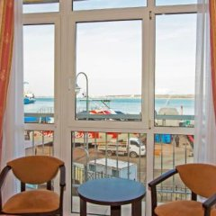 Гостиница Капитан в Анапе 2 отзыва об отеле, цены и фото номеров - забронировать гостиницу Капитан онлайн Анапа балкон
