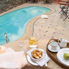 Hotel Ippoliti питание фото 2