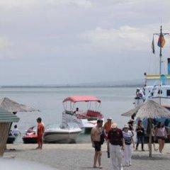Hotel Kambuz пляж