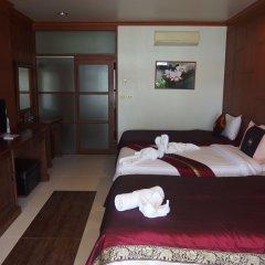 Отель Palm Beach Resort комната для гостей фото 5