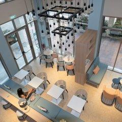 Отель Pythagorion Hotel Греция, Афины - 1 отзыв об отеле, цены и фото номеров - забронировать отель Pythagorion Hotel онлайн фитнесс-зал