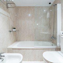 Отель Apartamentos Travel Habitat Torre Francia ванная