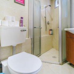 Pinsker St. Studios - by Comfort Zone TLV Израиль, Тель-Авив - отзывы, цены и фото номеров - забронировать отель Pinsker St. Studios - by Comfort Zone TLV онлайн ванная