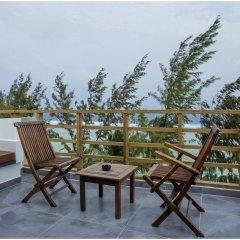 Отель Ripple Beach Inn Мале балкон