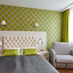 Hotel Lampa Казань комната для гостей фото 4