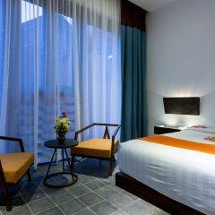 Отель Golden Temple Villa комната для гостей фото 3