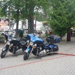 Отель Pegasa Pils Юрмала парковка