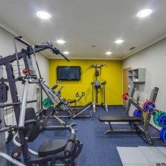 Гостиница City Holiday Resort & SPA фитнесс-зал