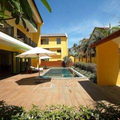 Отель Hoa Co Villas бассейн