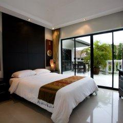 Отель Palm Grove Resort Таиланд, На Чом Тхиан - 1 отзыв об отеле, цены и фото номеров - забронировать отель Palm Grove Resort онлайн комната для гостей фото 4