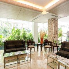Отель Adelphi Grande Sukhumvit By Compass Hospitality Бангкок интерьер отеля