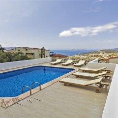 White Dream Villas Турция, Калкан - отзывы, цены и фото номеров - забронировать отель White Dream Villas онлайн бассейн