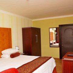 Отель Golden Tulip Port Harcourt сейф в номере