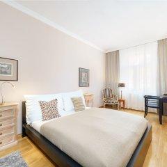 Отель Hunger Wall Residence Чехия, Прага - отзывы, цены и фото номеров - забронировать отель Hunger Wall Residence онлайн комната для гостей фото 5