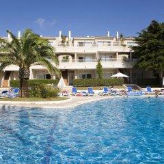 Отель SunConnect Los Delfines Hotel Испания, Кала-эн-Форкат - отзывы, цены и фото номеров - забронировать отель SunConnect Los Delfines Hotel онлайн пляж фото 2
