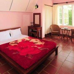 Отель Resort Ngoc Lan Вьетнам, Далат - отзывы, цены и фото номеров - забронировать отель Resort Ngoc Lan онлайн комната для гостей фото 2