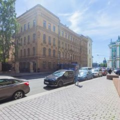 Apart-hotel near Hermitage Санкт-Петербург парковка