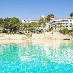 Hotel Cala Fornells пляж фото 2