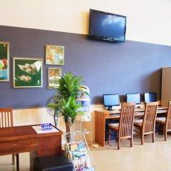 Golden Sea Hotel Nha Trang Нячанг гостиничный бар