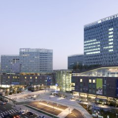 Отель Courtyard By Marriott Seoul Times Square фото 5