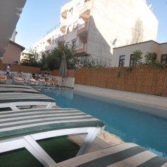 Sea Center Hotel Турция, Мармарис - отзывы, цены и фото номеров - забронировать отель Sea Center Hotel онлайн бассейн