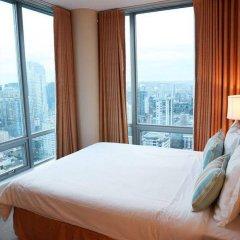 Отель Vancouver Extended Stay Канада, Ванкувер - отзывы, цены и фото номеров - забронировать отель Vancouver Extended Stay онлайн балкон